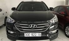 Bán Hyundai Santafe máy xăng 2.4 sản rồi xuất 2017