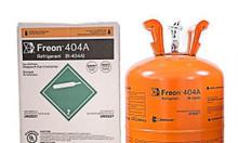 Bán giá đại lý gas Chemours Freon R404a USA - Điện máy Thành Đạt