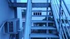 Cầu thang sắt ngoài trời (ảnh 7)