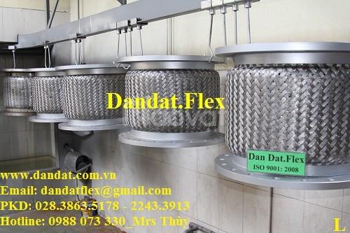 Nhà SX và phân phối: Khớp nối mềm các loại bằng inox, khớp co giãn   (ảnh 3)