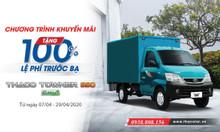 Xe tải nhỏ Thaco Towner990 - Khuyến mại lệ phí trước bạ