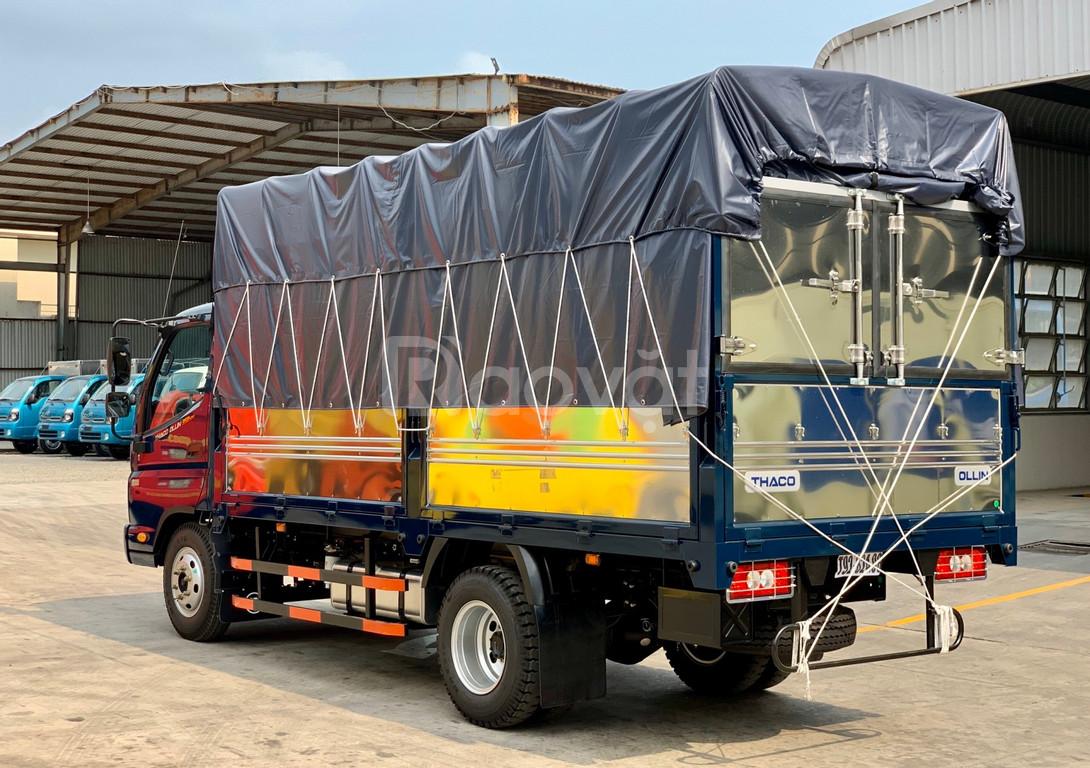 Xe tải 3.5 tấn ollin 350 nhập khẩu