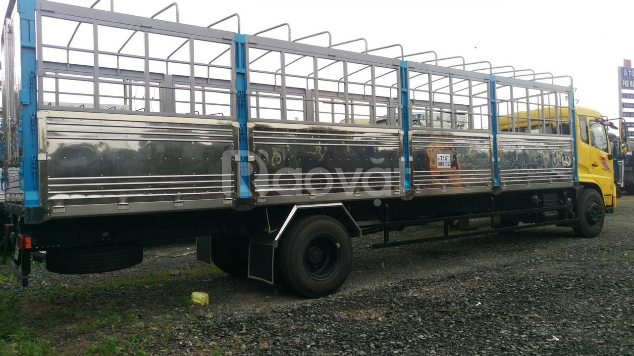 Xe tải Dongfeng 8 tấn|Dongfeng B180 thùng 9 mét