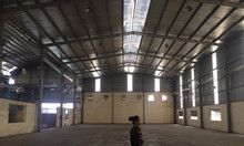 Cho thuê kho xưởng DT 1500m2 KCN Lai Xá, Hoài Đức, Hà Nội.