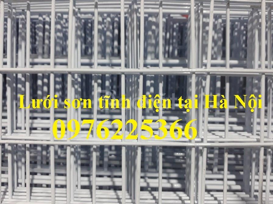 Xưởng sản xuất lưới hàn ô vuông mạ kẽm, sơn tĩnh điện