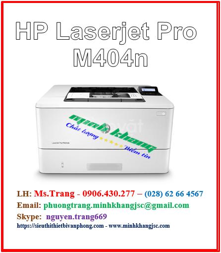 Máy in HP M404N giá tốt