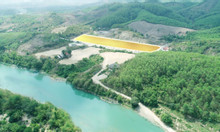 Đất nền, sổ đỏ ven sông rẻ Nha Trang 666 triệu/nền