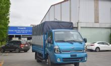 Bán xe tải thaco k250 phân khúc tải nhẹ máy dầu