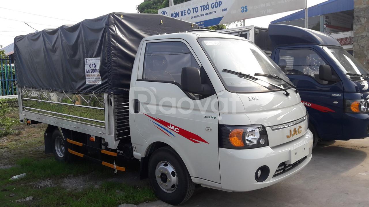 Xe Jac X150 tải 1t45 thùng dài 3.2m