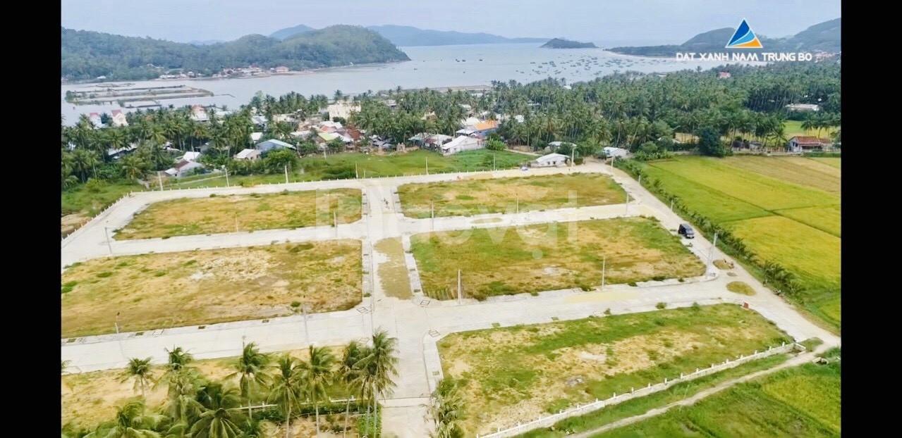 Mình cần bán lô đất gần biển Vịnh Xuân Đài cách biển 200m
