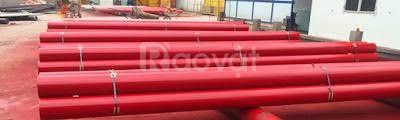Cung cấp sơn màu đỏ cho ống kẽm PCCC giá rẻ, chất lượng