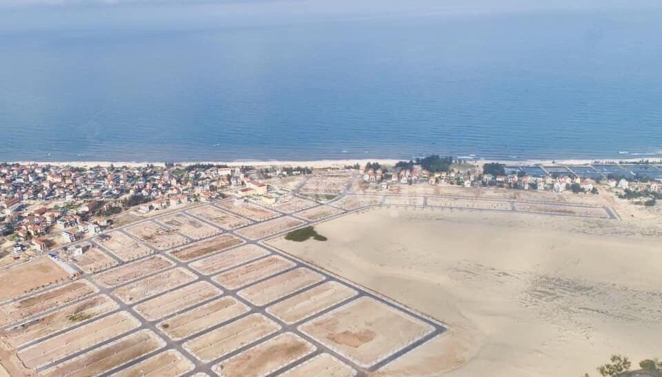 Dự án Gosabe City – Biển Nhân Trạch, Quảng Bình chuẩn bị ra mắt