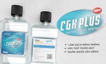 Combo nước rửa tay - nước súc miệng