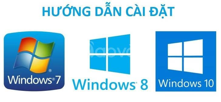 IT Cài windown cho Laptop, PC