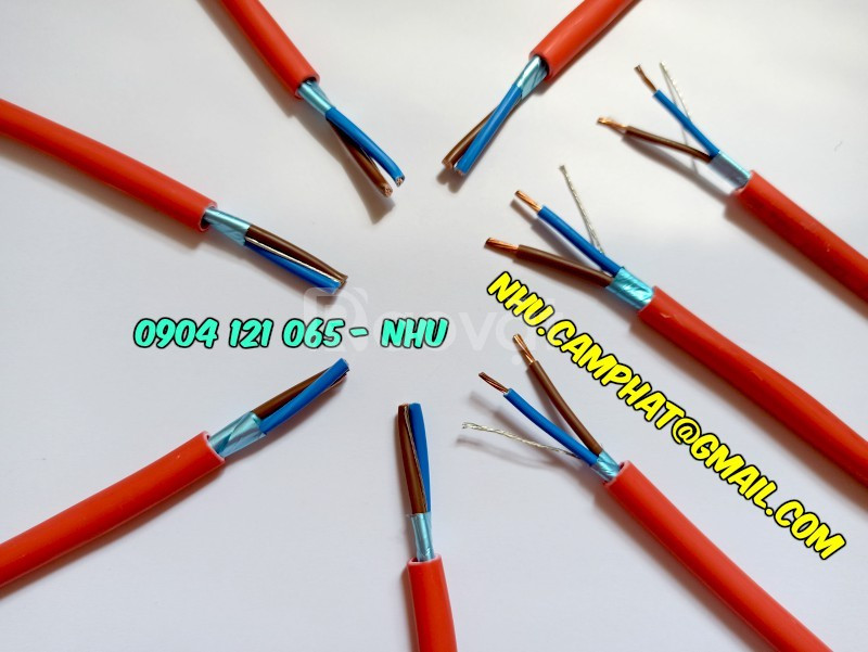 Cáp chống cháy Altek Kabel 2 * 2.5mm2