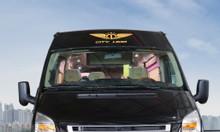 City Limo, Ford Transit Limousine diện mạo mới, liên hệ ngay