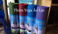 Thảm tập yoga âu lạc