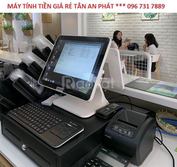 Máy tính tiền chuyên nghiệp cho nhà hàng lắp đặt tại Đồng Nai