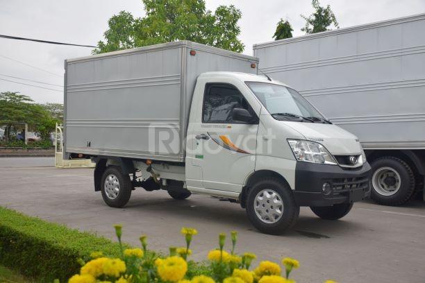 Xe tải Thaco Towner 990 tải trọng 990kg chạy phố 2020
