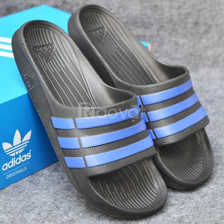 Adidas Duramo màu đen sọc