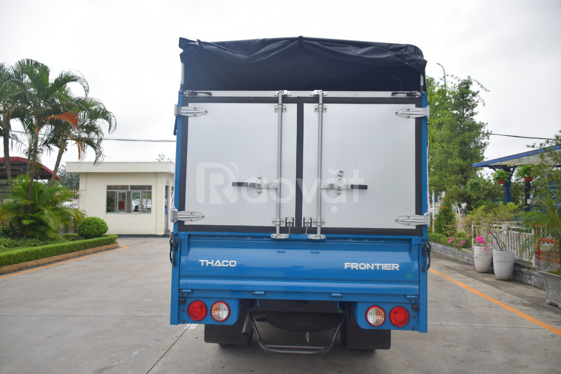 Xe tải Thaco Kia K250 mui bạt tải trọng 2.4t