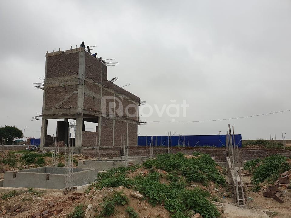 Bán nhà KD 2,5 Tầng x 50m2 Ngay Chợ cá Minh Lộc Hậu Lộc (ảnh 1)