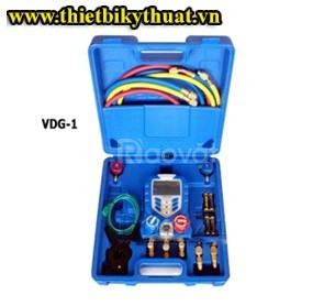Bộ đồng hồ nạp gas lạnh điện tử value VDG-1