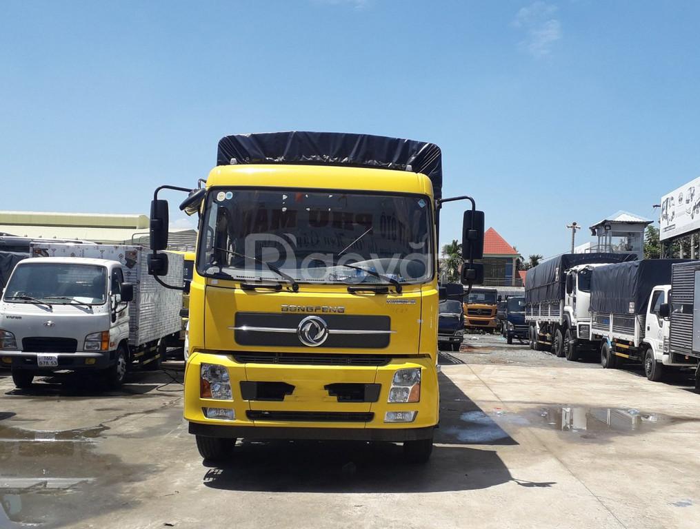 Xe tải Dongfeng 8 tấn, giá xe tải dongfeng hoàng huy b180 bình dương