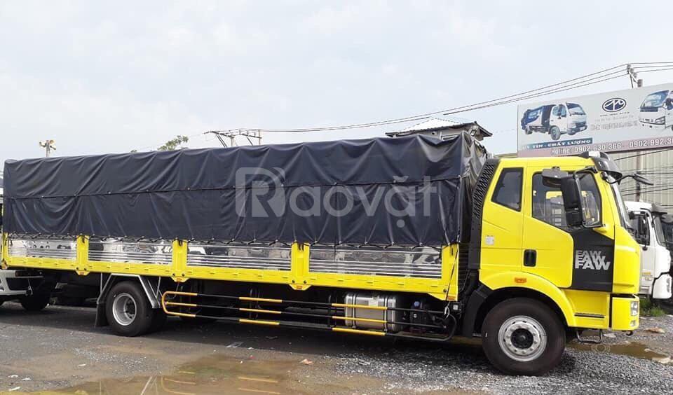 Giá xe tải faw 8 tấn, faw nhập khẩu 7 8 tấn, xe tải 8 tấn bình dương
