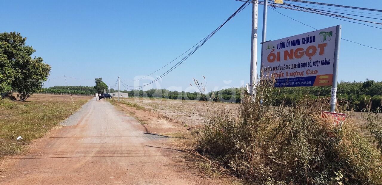Đất Chơn Thanh, Bình Phước 2mt liền kề KCN Becamex