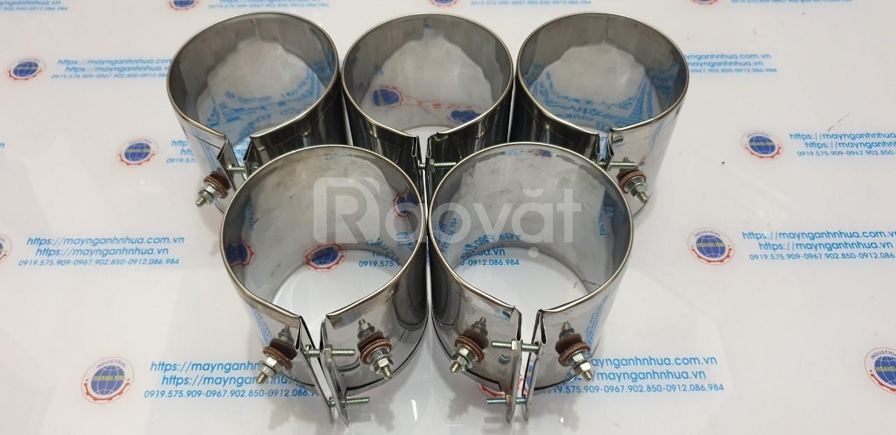 Vòng nhiệt máy nhựa; điện trở máy nhựa, sản xuất theo yêu cầu