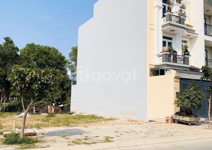 Cần bán lô đất ngay mặt tiền đường Nguyễn Văn Luông giá 2.750 tỷ có sổ