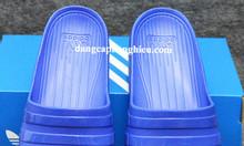 Adidas Duramo màu xanh dương sọc bóng