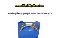 Bộ đồng hồ nạp gas Value Vmg-2-r410a-02