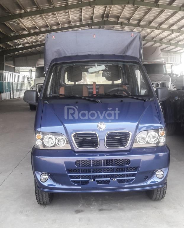 Tải Thái Lan Siam Truck 990kg động cơ Sokon thùng dài 2m45