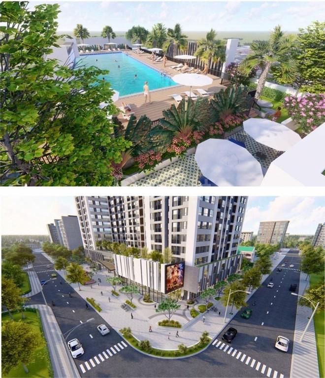 Bán căn hộ chung cư 2 PN giá chỉ 1,2 tỷ tại UBND thành phố Vĩnh Yên