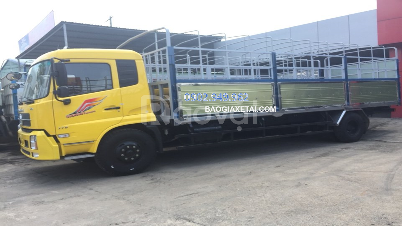 Bán xe Dongfeng 9 tấn|Dongfeng 9 tấn thùng 7M5