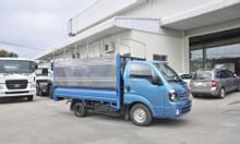 Xe tải Thaco Kia k200 thùng mui bạt tải trọng 1.9