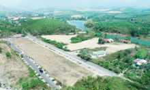 Đất nền sổ đỏ KĐT ven sông Nha Trang, chỉ 4tr/m2