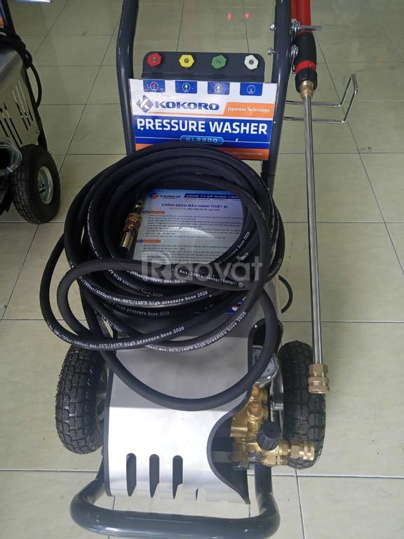 Máy rửa xe cao áp Kokoro KL2200