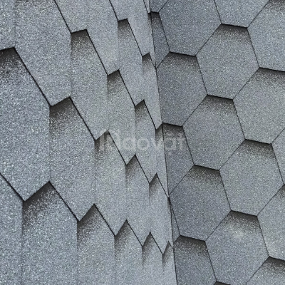 Ngói bitum cana - ngói lợp cho những mái nhà đẹp
