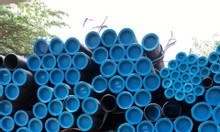 Thép ống đúc đen phủ sơn phi 168 , ống tròn dày 7.11ly phi 168