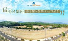Bán Đất biệt thự sinh thái view sông Nha Trang, sổ đỏ thổ cư chỉ 666tr