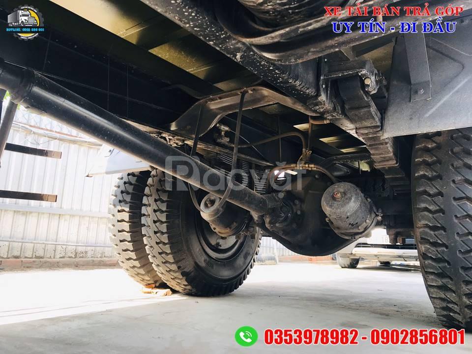Giá xe tải chiến thắng 8 tấn thùng dài