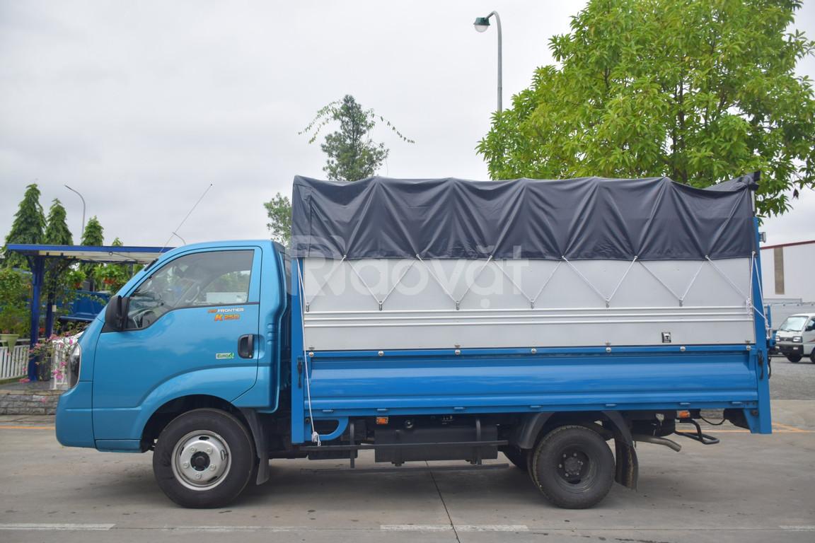 Bán xe tải kia k250 vượt trội trong phân khúc