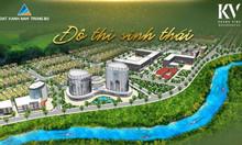 Bán nhanh đất biệt thự sinh thái ven Sông Nha Trang, chỉ 666 triệu/nền