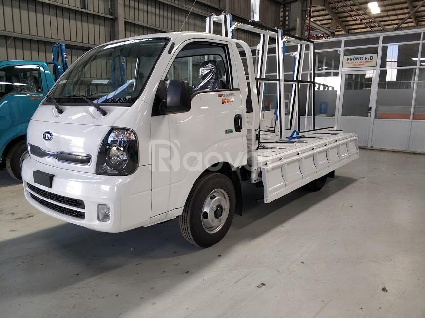 Kia K200 – xe tải nhẹ máy dầu quen thuộc, được khách hàng tin dùng