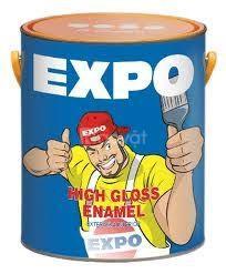 Sơn dầu Expo giá tốt cho công trình