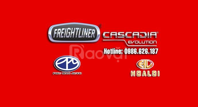 Đầu kéo mỹ freightliner 0 giường - daycad
