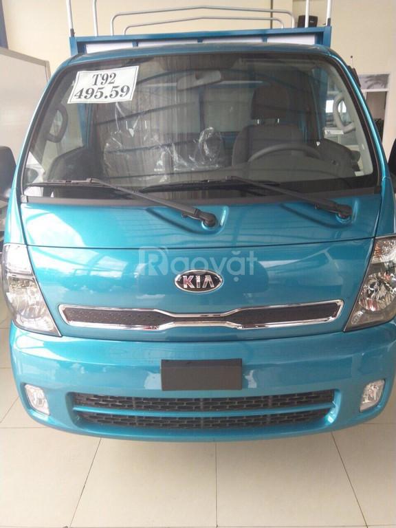 Xe tải K200MB - Động cơ Hyundai- Tải trọng 990Kg